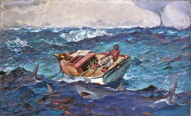 The Gulf Stream Winslow Homer 1899